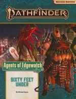 PATHFINDER 2ND EDITION - ADVENTURE PATH - Agents of Edgewatch Part 2 - Sixty Feet Under