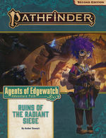 PATHFINDER 2ND EDITION - ADVENTURE PATH - Agents of Edgewatch Part 6 - Ruins of the Radiant Siege