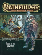 PATHFINDER - ADVENTURE PATH - Giantslayer Part 3 - Forge of the Giant God