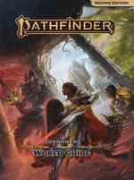 PATHFINDER 2ND EDITION - Lost Omens - World Guide Hardcover