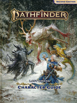 PATHFINDER 2ND EDITION - Lost Omens - Character Guide Hardcover