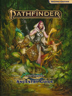 PATHFINDER 2ND EDITION - Lost Omens - Ancestry Guide Hardcover