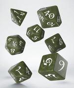 TERNINGER - CLASSIC RPG - Olive & White (7)