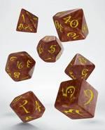 TERNINGER - CLASSIC RPG - Caramel & Yellow (7)