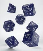 TERNINGER - CLASSIC RPG - Cobalt & White (7)