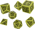 TERNINGER - CALL OF CTHULHU LIMITED - Other Gods Dice Set Hastur (7)