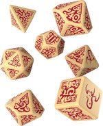 TERNINGER - CALL OF CTHULHU LIMITED - Masks of Nyarlathotep Dice Set (7)