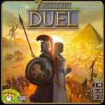 7 WONDERS - DUEL DANSK - 7 Wonders Duel (Stand Alone) DK