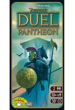 7 WONDERS - DUEL DANSK - Pantheon Expansion