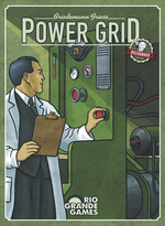 POWER GRID - Power Grid: Recharged Edition