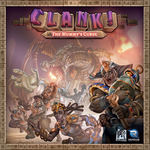 CLANK - Mummy`s Curse Expansion - TILBUD (så længe lager haves, der tages forbehold for udsolgte varer)