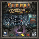 CLANK - Expeditions: Gold and Silk Expansion - TILBUD (så længe lager haves, der tages forbehold for udsolgte varer)