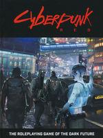 CYBERPUNK RED - Cyberpunk Red: Core Rulebook (inc. PDF)