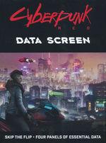 CYBERPUNK RED - Data Screen (inc. PDF)