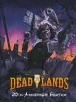 DEADLANDS CLASSIC - Deadlands - Classic 20th Anniversary Edition
