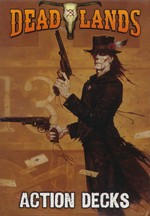 DEADLANDS CLASSIC - Deadlands - 20th Anniversary Action Decks