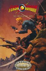 SAVAGE WORLDS - FLASH GORDON - Flash Gordon RPG: Softcover