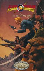 SAVAGE WORLDS - FLASH GORDON - Flash Gordon RPG: Limited Edition Hardcover
