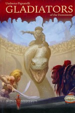 SAVAGE WORLDS - Gladiators of the Dominions