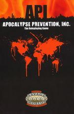 SAVAGE WORLDS - Apocalypse Prevention, Inc.