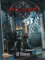 SAVAGE WORLDS - Accursed - Ill Omens