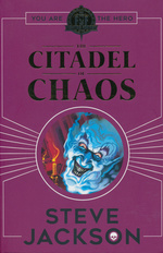 FIGHTING FANTASY - Citadel of Chaos, The (Vol. 3) (by Ian Livingstone)