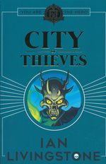 FIGHTING FANTASY - City of Thieves (Vol. 2) (by Ian Livingstone)