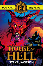 FIGHTING FANTASY - House of Hell (Vol. 5) (by Steve Jaclkson)