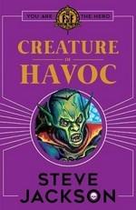 FIGHTING FANTASY - Creature of Havoc (Vol.7) (by Steve Jackson)