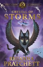 FIGHTING FANTASY - Crystal of Storms (Vol. 14) (by Rhianna Pratchett)