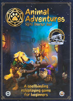 ANIMAL ADVENTURES - Animal Adventures RPG: Starter Set
