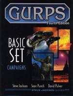 GURPS 4TH - GURPS 4th Edition Basic Set V2 Campaigns HC