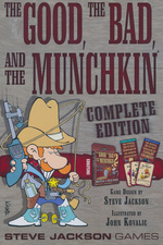 MUNCHKIN - Good, The Bad, And The Munchkin - Complete Edition, The