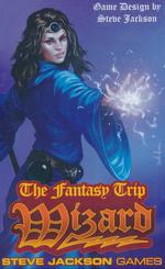 FANTASY TRIP - Fantasy Trip: Wizard