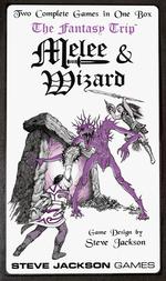FANTASY TRIP - Melee & Wizard Pocket Box