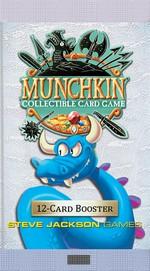 MUNCHKIN COLLECTABLE CARD GAME - Munchkin Collectible Card Game: Booster Display (24)  Munchkin Collectible Card Game: Booster Display (24)