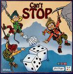 CAN'T STOP - Cant Stop (Danske, Svenske og Norske regler)
