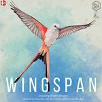 WINGSPAN - Wingspan (Dansk)