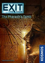 EXIT - Pharaoh`s Tomb, The  (Level 4 Complexity)