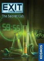 EXIT - Secret Lab, The  (Level 3,5 Complexity)