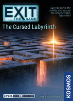 EXIT - Cursed Labyrinth, The (Level 2 Complexity)10+