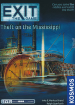 EXIT - Theft on the Mississippi (Level 3 Complexity)