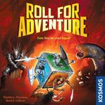 ROLL FOR ADVENTURE - Roll for Adventure - TILBUD (så længe lager haves, der tages forbehold for udsolgte varer)