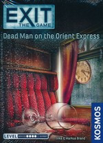 EXIT - Dead Man on the Orient Express (Level 4 Complexity)