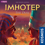 IMHOTEP - Imhotep: The Duel, 2 Player Game