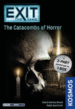 EXIT - Catacombs of Horror, The (Level 4,5 Complexity)