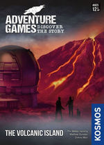 ADVENTURE GAMES - Volcanic Island, The