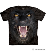 T-SHIRTS - THE MOUNTAIN - Aggressive Panther (M)