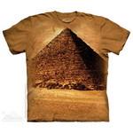 T-SHIRTS - THE MOUNTAIN - Big Pyramid (M) - TILBUD (så længe lager haves, der tages forbehold for udsolgte varer)