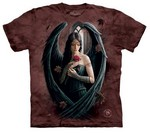 T-SHIRTS - THE MOUNTAIN - Angel Rose (XL)